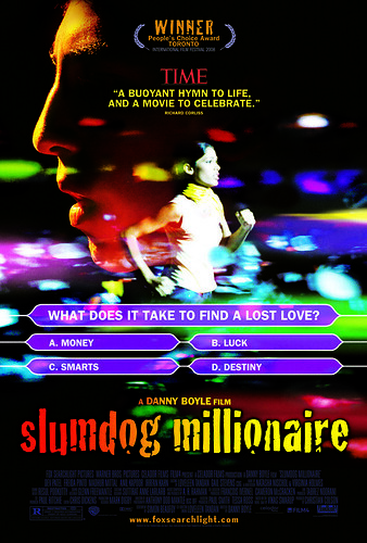 Slumdog Millionaire, estreno en cine