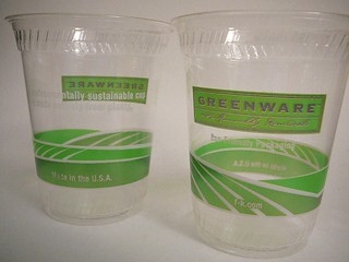 Greenware Eco-Friendly packaging cold