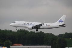 Embraer ERJ-175LR Cirrus AL (RUS) D-ALIB - MSN 017 - Now in TRIP fleet as PP-PJD (Luccio.errera) Tags: trip al msn fleet now 017 cirrus embraer rus erj175lr dalib pppjd