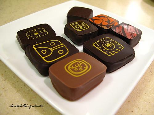 Cacao et Chocolat 巧克力