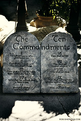 The Holy Land Experience Theme Park - The Ten Commandments by Rob Sheridan