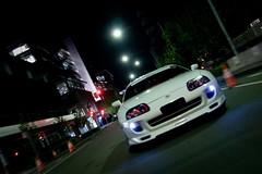 _MG_5828 (tomsstudio) Tags: car night automotive rig toyota supra