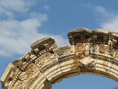 Archway at Heiropolis, Turkey