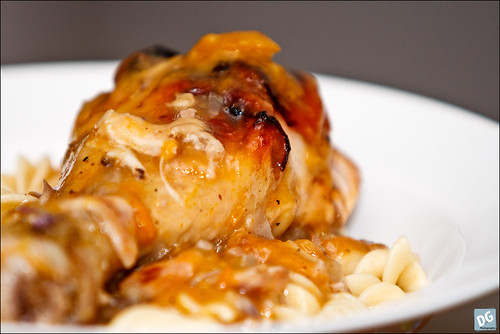 Apricot Chicken | A Recipe From Everyday Epicurean «