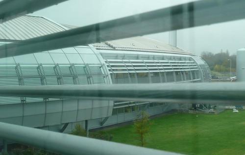 Diamond Synchrotron, Didcot, UK