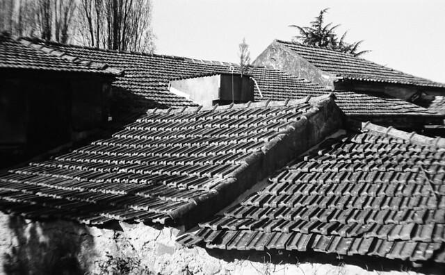 Telhados velhos