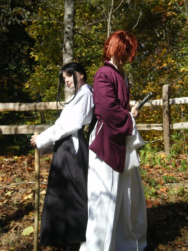 Kenshin Samurai vagabondo others Foto Cosplay