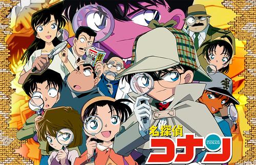Detective Conan por Dimensi