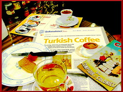 A good turkish coffee