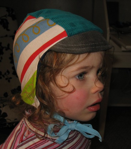 Baby Cycling Cap