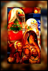 Christmas icons (philwirks) Tags: new public interesting random picnik myfavs prismatic philrichards wirksworth oddpics cooliris show08 flickrinfullcolor unlimitedphotos
