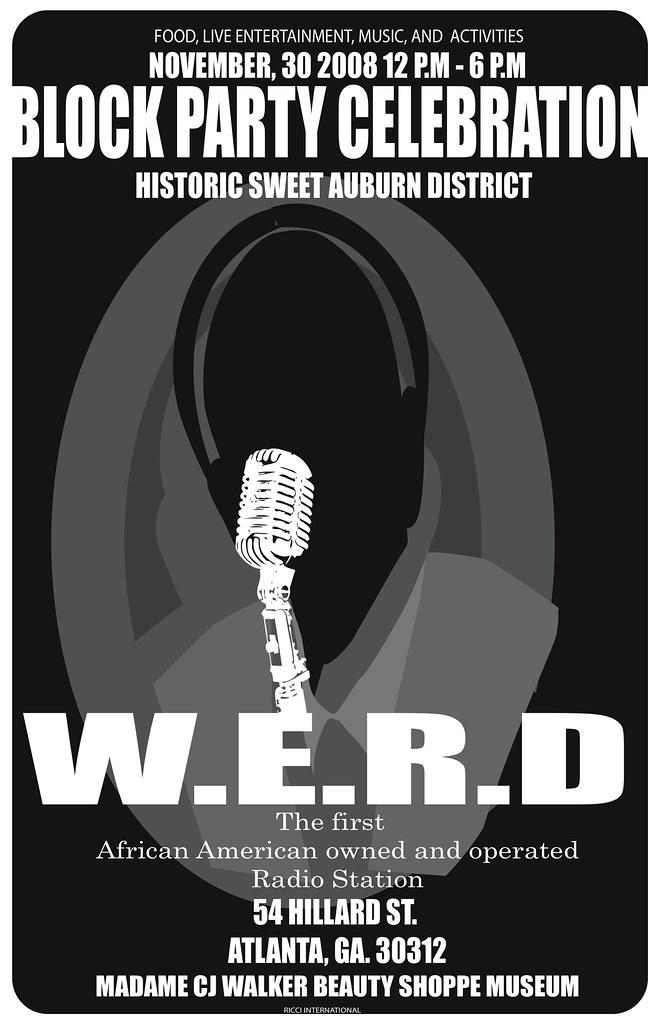 W.E.R.D