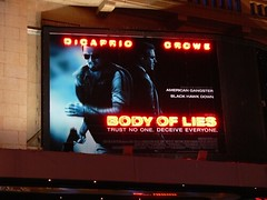 Body of Lies banner by Helmuts