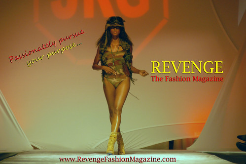 Revenge Fashion Magazine