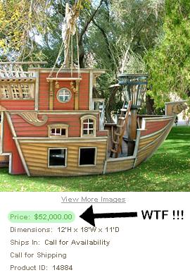 52 mil dolares barco pirata