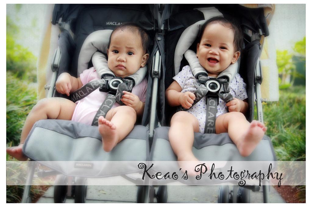 Twins are twice the fun