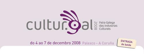 Culturgal 2008 na Coruña