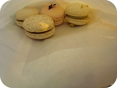 Macarons from Boule