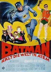 Classic Batman (skookums 1) Tags: classic robin monster vintage movie star penguin scary hollywood posters batman horror joker catwoman riddler adamwest burtward skookums