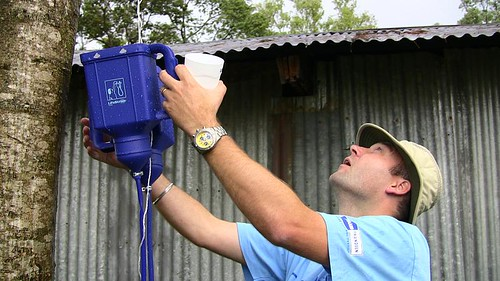 Thomas Hansen and the LifeStraw Family