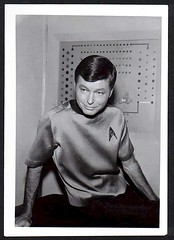 "Star Trek ""Dr McCoy"" (skookums 1) Tags: startrek classic television vintage ship space borg hollywood captain spock actress actor series klingon sciencefiction pioneers kirk skookums"