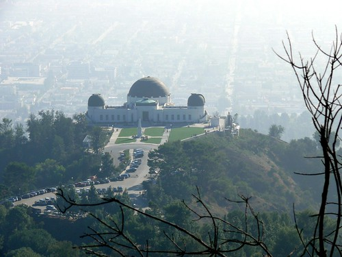 Stargazing in Griffith Park and the Observatory