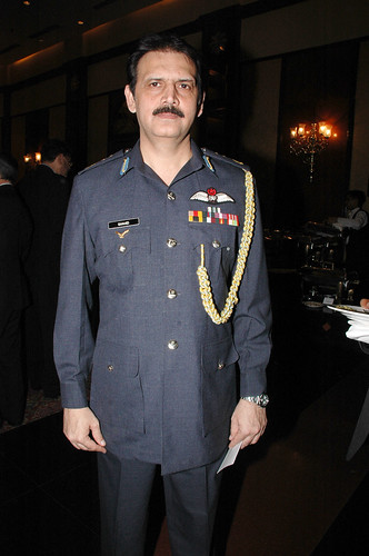 Mr.Shahid,defence attache pakistan