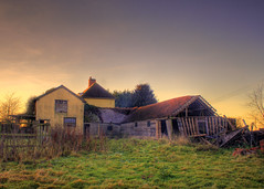 The Old Stables and Barn - Green Farm (trickyd3) Tags: