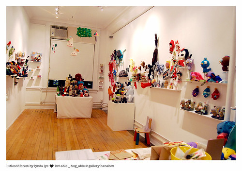 my plush creations @ gallery hanahou