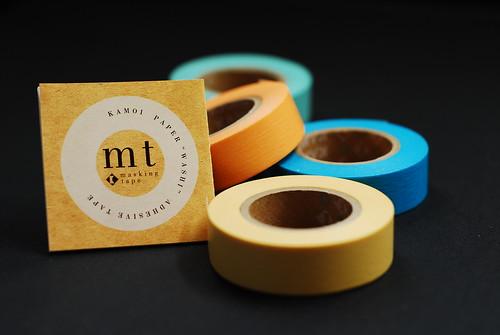 3121422625 d5a90eef2b どこに貼っても剥がしやすい。色とりどりの「カモ井 マスキングテープ」