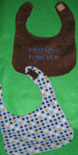 friends bib