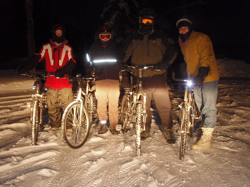 4 Riders at 4200 KM
