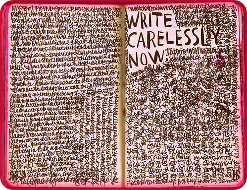 WTJ Write Carelessly Now