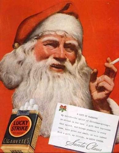 Santa nicotínico