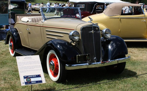 1934 Chevrolet Master roadster - a photo on Flickriver