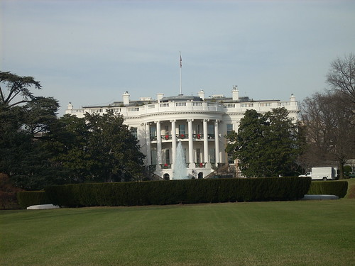 White House close