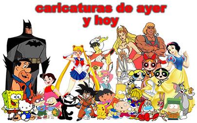 Historia de los Dibujos Animados - Caricaturas de Ayer y Hoy