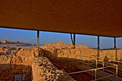 masada westrn palace    king Herod (A   M) Tags: world sea heritage dead king desert roman mosaic palace empire isreal westren  masada judea  herod      herods       masadawestrnpalacethejudeadesertthekingherodmo