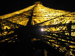 Eiffel Tower At Night (6-23-07)