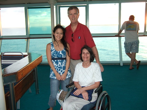 Diane, Mike and Lisa