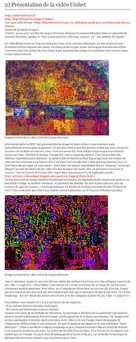 Luc Dall'Armellina, Hypertexte, présentation Uishet