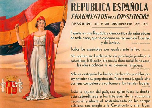 Aniversario de la Segunda República