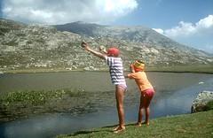 """Lac de Ninu : les """"plafoux"""""""