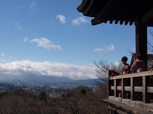 まさにベタな京都