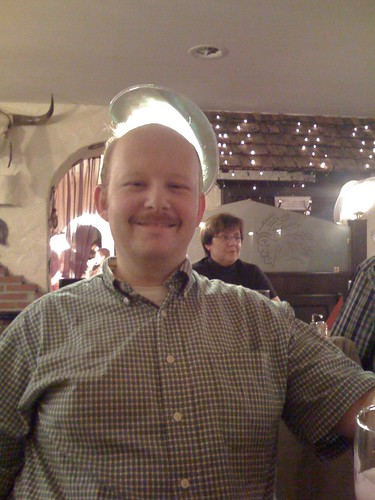 Matt at Brenz Hotel