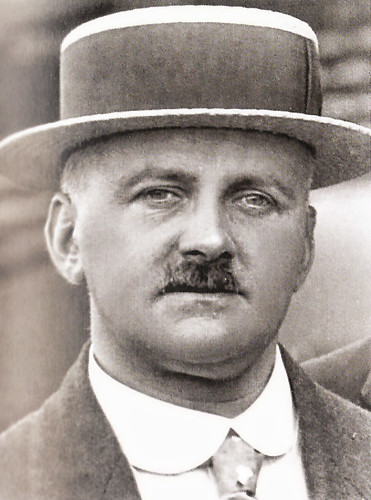 Ernest Mangnall