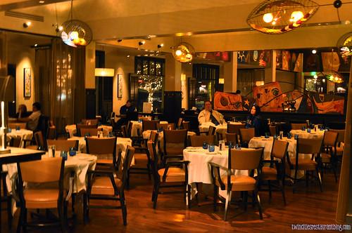 aperitif dining room