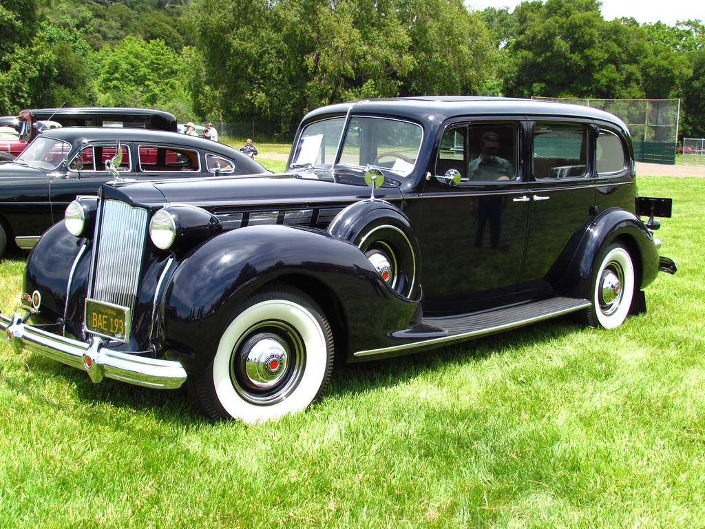 1939 Packard by DBerry2006, on Flickr