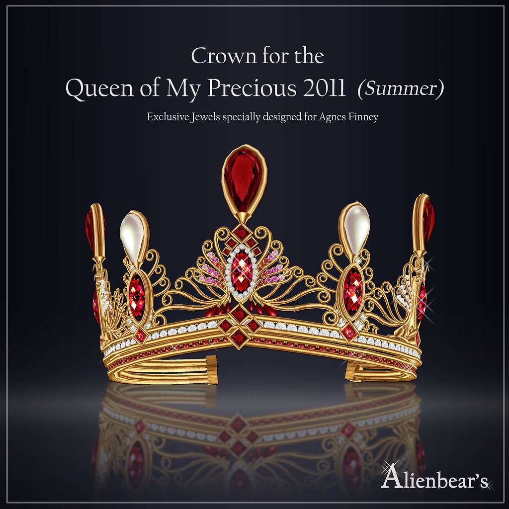 Crown for Queen of My Precious 2011 Summer
