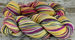 """Urban Orchids"" 7.9oz Mtn Meadow Wool"